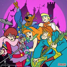 Have a groovy Halloween from Scooby and the Gang! Scooby-Doo, October 2016 doo halloween wallpaper Fashion, wallpapers, quotes, celebrities and so much Scooby Doo Memes, New Scooby Doo, Looney Tunes Cartoons, Disney Cartoons, Watch Cartoons, 80 Cartoons, Animated Cartoons, Scooby Doo Mystery Incorporated, Velma Dinkley