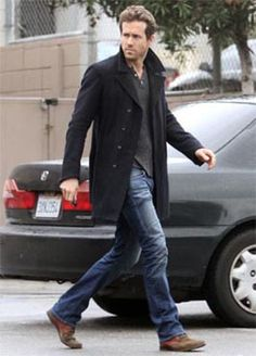 ryan reynolds fashion style - Google Search