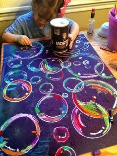 На доске art lessons for kids, art for kids, fun projects for kids, simple projects Kids Crafts, Crafts Cheap, Cool Crafts, Arte Elemental, Classe D'art, Art Lessons For Kids, Kids Art Class, Art Classroom, Classroom Art Projects