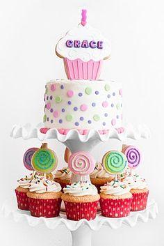 Cupcake Theme @Jillian Vaughan