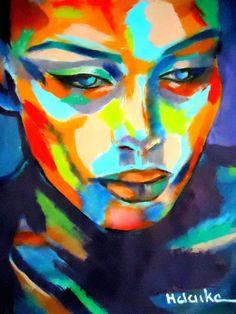 """Wandering mind"" (2014) - Helena Wierzbicki - Saatchi Art Artist"