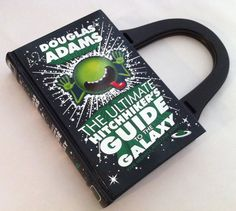 Ultimate Hitchhiker's Guide to the Galaxy Book Purse