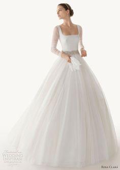 Rosa Clará 2013 Wedding Dresses 1