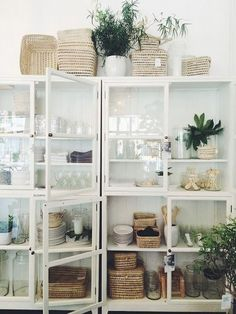 Good-looking storage solutions from Pinterest