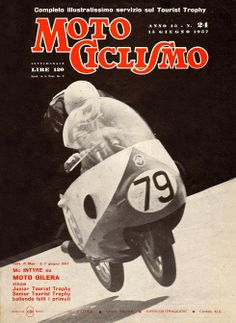 Vintage Motociclismo mag cover