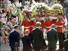 Photos of Princess Diana's funeral | princess-dianas-funeral