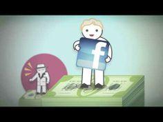 Redes Sociais: Infográfico Animado