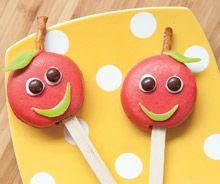 Preschool Snack Ideas
