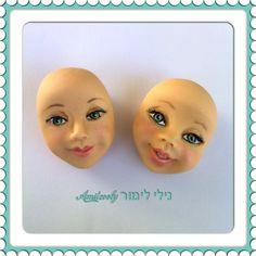 פיסול פנים ללא תבנית ילדה ואשה