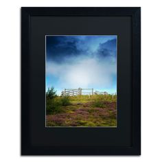 Nature's Blanket by Philippe Sainte-Laudy Matted Framed Photographic Print