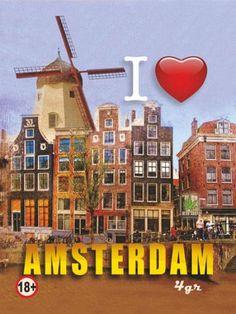DieI Love Amsterdam Kräutermischung sorgt schon nach wenigen Momenten der Verdampfung dafür, dass die Düfte von Rum und Whiskey die Raumatmosphäre reinigen.