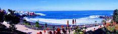 Unbetitelt Tenerife, Waves, Mountains, Nature, Outdoor, Beach, Outdoors, Naturaleza, Teneriffe
