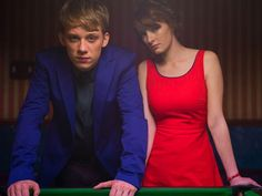 Skins- Franky and Luke