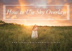 Love beautiful sunsets but not good at editing? Watch this quick and easy tutorial on how to use sky overlays.