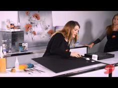 Acrylic mediums - YouTube