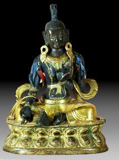 New Arrivals - Chinese Bronze, Bronze Buddha Statue