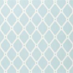 emma lattice - yellow | dollhouse wallpaper | pinterest