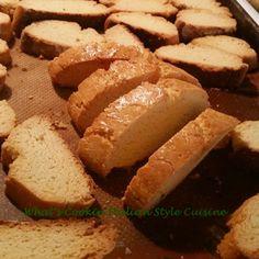 Grandmas Recipe Biscotti (Anisette Italian Cookies)