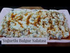 Yoğurtlu Lahana Salatası tarifi- Pratik Hafif Salata tarifi- Ev Lezzetleri - YouTube