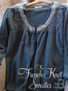 The French Knot Sweater