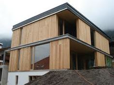 cross laminated timber home - Google Search