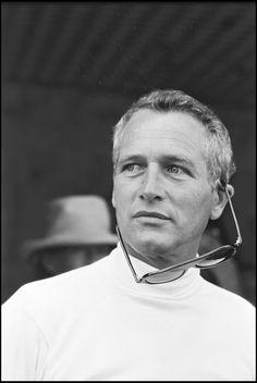 voxsartoria — Cannes 1973. Paul Newman.