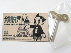 Astro Boy: Limited Edition Japanese Antique Tin Toy