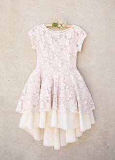 Etta Dress in Blush