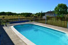 Gîte des Mirabelles, location de vacances avec piscine - Gîtes de France Charente