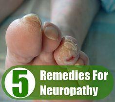neuropathy in feet treatment