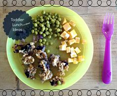 toddler lunch and dinner ideas!