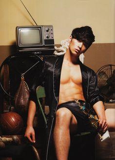 Men's Health --- 2PM's Chansung (찬성)