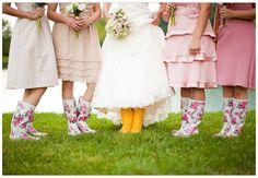wedding ideas | Rainy_Wedding_Day_Wedding_Wellies_Caitlin_Thomas_Photography_Wedding ...