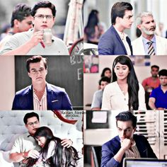 Kaira ❤ Cutest Couple Ever, Cute Couples, College, Photos, Movie Posters, Movies, Instagram, University, Pictures