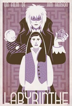 """""""LABYRINTH"""" by Travis Pitts, 16""""x24"""" poster $26"""