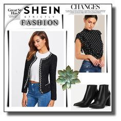 """SHEIN 2"" by umay-cdxc ❤ liked on Polyvore"