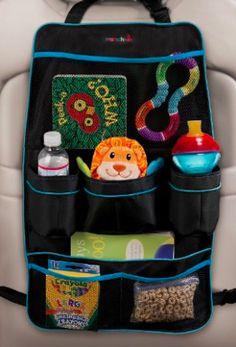 Organizador de juguetes para el carro