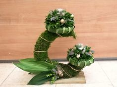 Workshops voorjaar 2016 - Lilly is Love Deco Floral, Arte Floral, Floral Design, Flower Decorations, Christmas Decorations, Vegetable Carving, Ideas Geniales, Ikebana, Diy Crafts To Sell