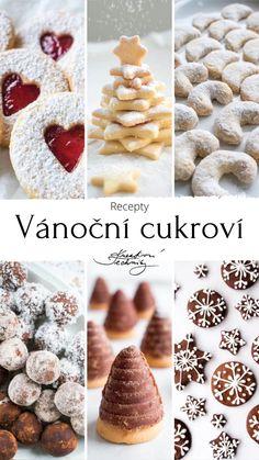 Nejlepší vánoční cukroví. Christmas cookies.Vanilkové rohlíčky, nepečené kuličky, vosí hnízda nebo linecke cukrovi? Na našem webu najdete nejlepší recepty na pečení. Vánoční cukroví. Vánoční recepty cukroví. Cukroví pečení. Linecké cukroví. Kokosové cukroví. Nepecene cukroví. Ořechy cukroví. Nejlepší vánoční cukroví recepty. Nepecene vanocni cukrovi. Vanocni cukrovi recepty. Recept na perníčky. Nepečené cukroví. Linecké cukroví recept. Pernicky vanocni recept. Perníčky zdobení. Christmas cookies Cookie Recipes, Cereal, Sweets, Cookies, Breakfast, Christmas, Food, Recipes For Biscuits, Crack Crackers