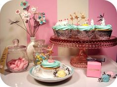 Fairy Birthday Cupcakes for Berni - yorkshire_rose Wallpaper (30513051) - Fanpop