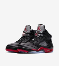 6a51868606bc cheapest air jordan v 5 retro black university red release date saturday  november 3rd 2018 price
