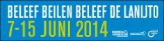 Banner geplaatst op Koopplein Midden-Drenthe voor de Lanijto. Beleef Beilen, Beleef de Lanijto. De organisatie zoekt nog vrijwilligers, want vele handen maken licht werk. Ook vrijwilliger worden? Meld je dan nu aan! http://koopplein.nl/middendrenthe/plein-toppers