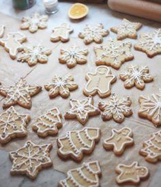 Zoella | Christmas Sugar Cookies