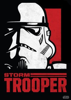 """Official Star Wars Icons Stormtrooper #Displate artwork by artist """"Star Wars"""". Part of a 14-piece set featuring designs of some of the iconic characters from the popular #StarWars film franchise. £35 / $46 per poster (Regular size) #ThePhantomMenace #AttackOfTheClones #RevengeOfTheSith #ANewHope #TheEmpireStrikesBack #ReturnOfTheJedi #TheForceAwakens #TheLastJedi #RogueOne #Jedi #LukeSkywalker #HanSolo #Chewbacca #Yoda #C3PO #R2D2 #BobaFett #DarthVader"""