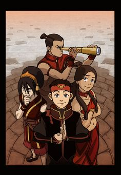 Find images and videos about avatar, aang and toph on We Heart It - the app to get lost in what you love. Avatar Aang, Avatar Legend Of Aang, Avatar The Last Airbender Funny, The Last Avatar, Team Avatar, Avatar Airbender, Legend Of Korra, Avatar Picture, Avatar Cartoon