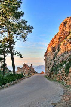 Calanches de Piana en Corse du Sud