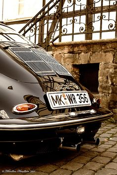 Porsche 356 Carrera 2 by Thorsten Haustein, via Flickr