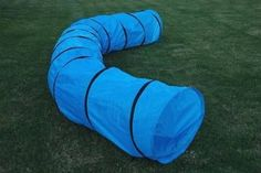 Dog Agility Training Tunnel Outdoor Pet Equipment Puppy Obedience Exercise Kit #HDP