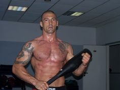 "Scott Sonnon is the martial arts trainer.His Tacfit Commando work out schedule is not your ""ordinary"" workout program."
