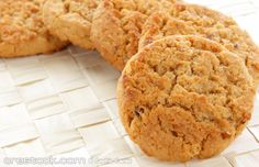 Dr. Oz's Recipe for Healthy Peanut Butter Cookies - Weight Loss Tips & Recipes for Diets | Weight Loss Tips & Recipes for Diets